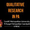 Qualitative research in performance analysis – Part 1