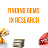 Research & Dissertations – Are we looking at the right parts?